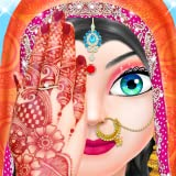 Bridal Wedding Fashion Salon - Girls Game - Royal Queen Wedding Makeover - Indian Arranged Marriage Game