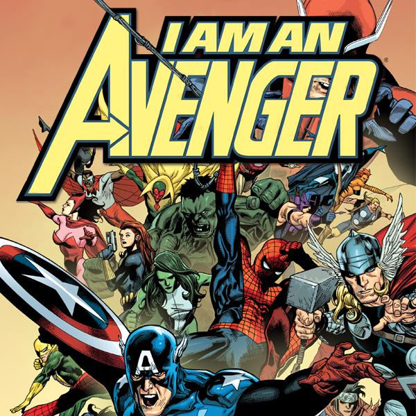 I Am An Avenger (2010-2011) (Issues) (5 Book Series)