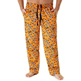 The Flintstones, Pyjama Bottoms Mens, Cotton Lounge Pants Small to 3XL