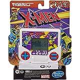 Tiger Electronics Marvel X-Men Project X Elektroniskt LCD-videospel, retroinspirerat 1-spelare handhållet spel, från 8 år och