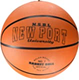 New Port University Basketball Orange 7