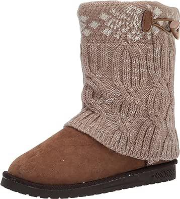MUK LUKS Women's Essentials Cheryl Boots Fashion