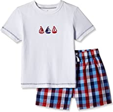 Mothercare Boys' Sleepsuit (Pack of 2)
