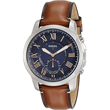 f307eef36da8 Fossil Men s Hybrid Smartwatch FTW1122  Amazon.co.uk  Electronics