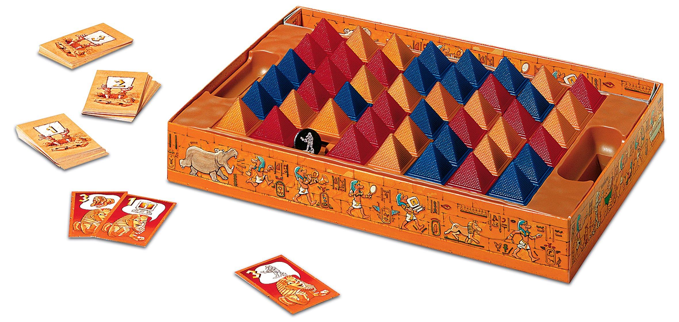 Ravensburger 26718 Faraon, Gioco da Tavolo, per 1-5 Giocatori, età Consigliata 7+ 5 spesavip
