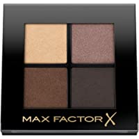 Max Factor Colour X-Pert Soft Touch Palette Ombretti, 4 Ombretti dal Colore Intenso, Altamente Sfumabili, 002 Crushed…