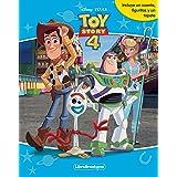 Toy Story 4. Libroaventuras: Incluye un cuento, figuritas y un tapete