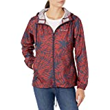 Columbia Flash Forward, Chaqueta cortavientos estampada, Mujer