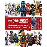 LEGO® Ninjago Character Encyclopedia Updated and Expanded: Includes Exclusive Jay Minifigure
