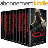 Haven City Series Complete: Rogue Wolf, Alpha's Shadow,  Beta's Thief , Alpha's War, Tiger's Den, Dragon & Flame, Alpha's Gamble, Alpha Enchanted, Alpha's Cage, Fox Hunt (English Edition)