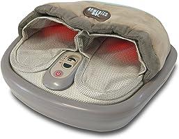 HOMEDICS Massage shiatsu et par compression des pieds avec chaleur infrarouge FMS-GAH