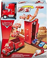 Cars - 3 Mack Tır Ve Yarış Seti (Mattel Dvf39)