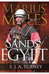 Marius' Mules XII: Sands of Egypt Kindle Edition