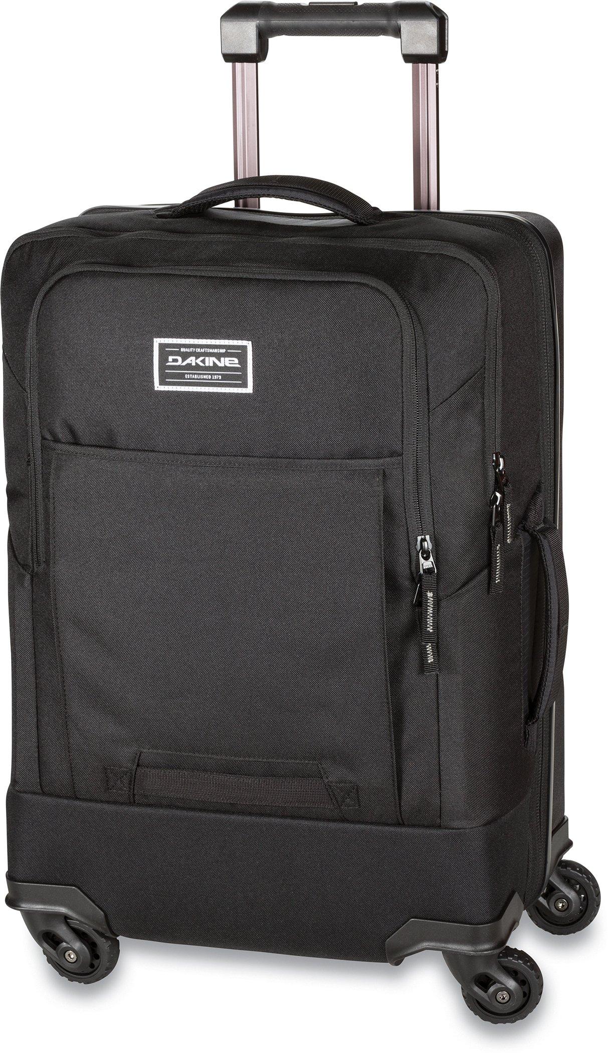 Dakine Terminal Spinner, Bolsa de Viaje Trolley para portátil Unisex Adulto, Black, 40 L
