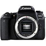 Canon SLR EOS 77D Fotocamera Digitale, Nero