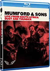 MUMFORD & SONS - LIVE FROM AFRICA: DUST & THUNDER (1 Blu-ray)