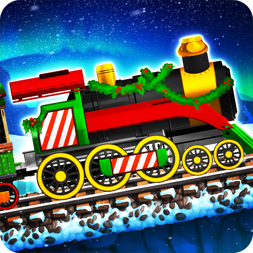 Christmas Games: Santa Train Simulator Train Simulator-spiele