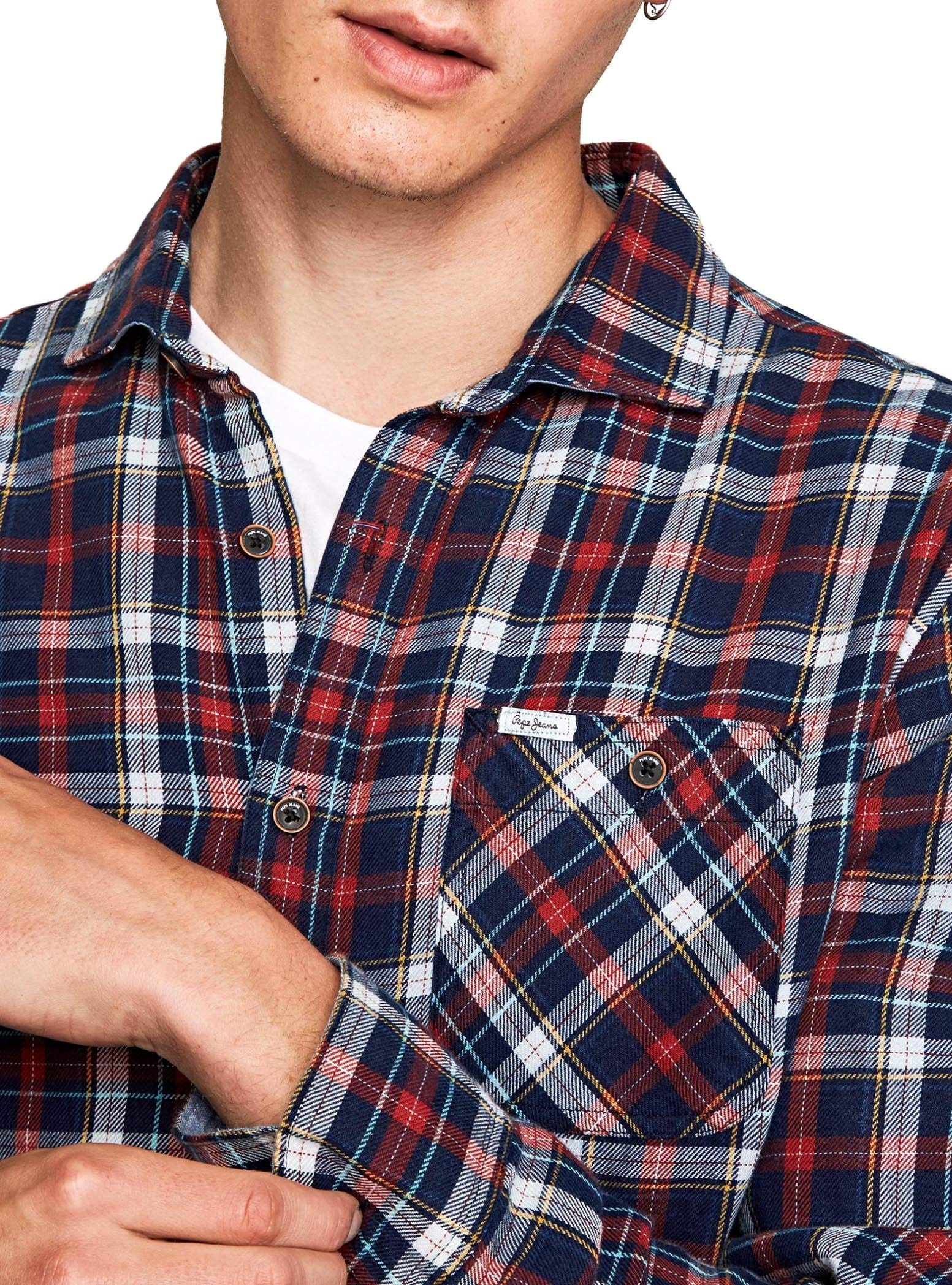 Pepe Jeans Camisa Hanover