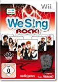 We Sing Rock! (Standalone) - [Nintendo Wii]
