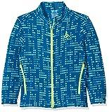 Odlo Kinder Midlayer Full Zip SCHLADMING Kids Pullover & Sweatshirts, Mykonos Bl