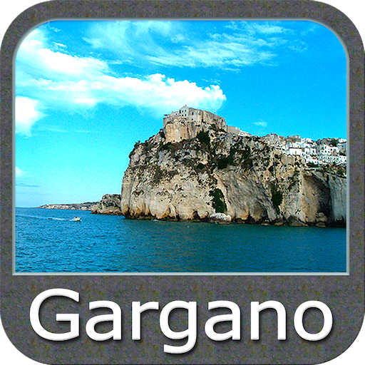 Gargano GPS Map Navigator (Lowrance-fishing-maps)