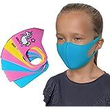 قناع الوجه للأطفال قابل للغسل غير طبي للأطفال قابل لإعادة الاستخدام من شركة بولا