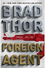 Foreign Agent (Scot Harvath 15) Kindle Edition