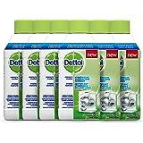 Dettol Wasmachine Reiniger Hygiëne - 250 ml x6 - Grootverpakking