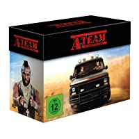 A-Team - Die komplette Serie 27 Discs)