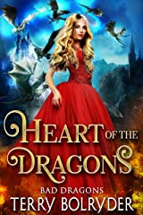 Heart of the Dragons (Bad Dragons Book 2) Kindle Edition