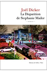 La Disparition de Stephanie Mailer Format Kindle