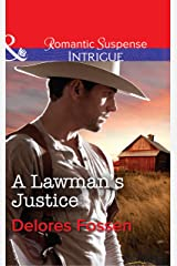 A Lawman's Justice (Mills & Boon Intrigue) (Sweetwater Ranch, Book 8) Kindle Edition