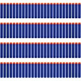 StillCool Nerf Darts, 7.2cm Fléchettes Mousse Recharge Balle de Nerf pour N-Strike Frapper Elite Series Blasters Pistolet Jouet Jeu de Plein Air Bleu (100pcs, Bleu)