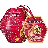 Burt's Bees A Bit 2 Stück Geschenkset - 100% natürlicher Granatapfel Lippenbalsam and Zitronenbutter-Nagelhautcreme, 65…