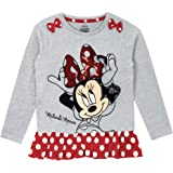 Disney - Camiseta para niñas - Minnie Mouse