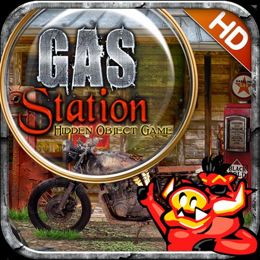 Gas Station - Find Hidden Object -