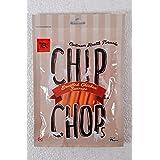 Chip Chops Dog Treat, Devilled Chicken Sausage, 70g, Optimum Health Formula (Single Pack)