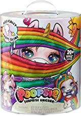 Poopsie Surprise Unicorn - Pinkes Unicorn oder Rainbow Unicorn, Verschiedene Faben, Überraschungspaket