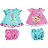 Zapf Creation Baby Born® Babykleidchen Schmetterling Vorsortiert