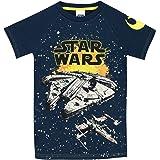 Star Wars Camiseta Para Niño Halcón Milenario