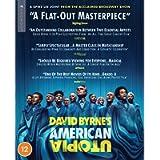 David Byrne's American Utopia [Blu-ray] [2020]