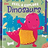 Board Book-Touch and Feel: Feel & Explore Dinosaurs