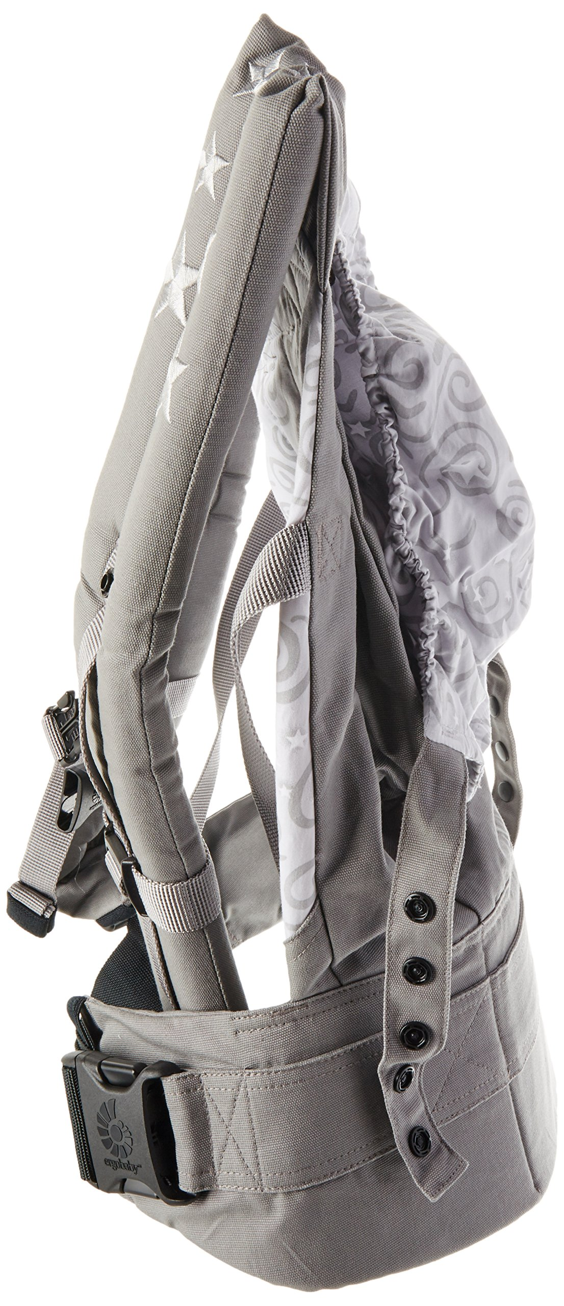 ERGO baby Carrier Galaxy Grey/Galaxy  Ergo