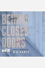 Behind Closed Doors Audible Audiobook
