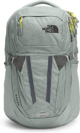 The North Face Recon Backpack - Wrought Iron Dark Heather/Vandis Grey/Srspggn