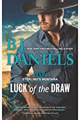 Luck of the Draw (Sterling's Montana) Kindle Edition