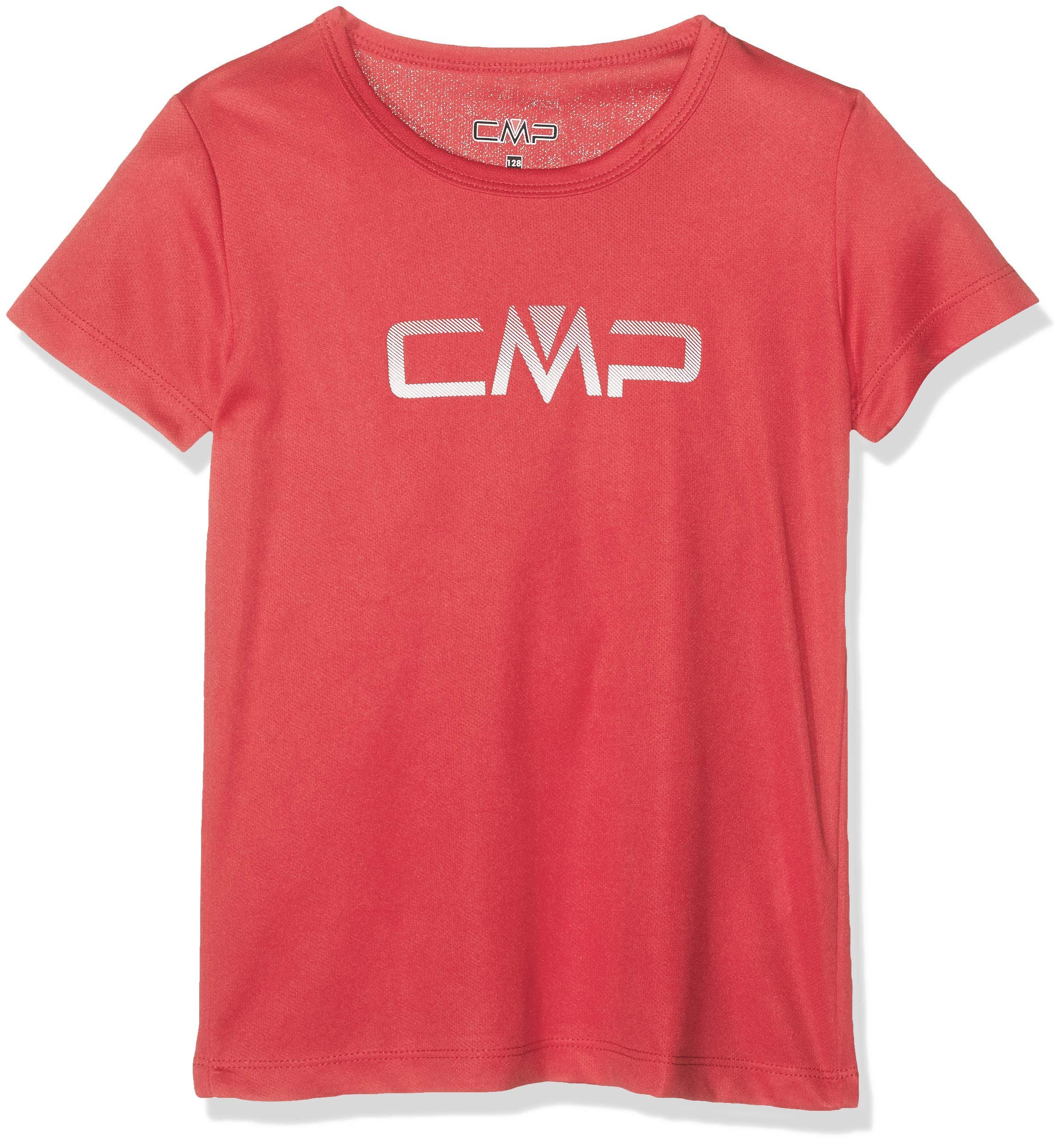 CMP Mädchen T-Shirt, Ibisco, 176