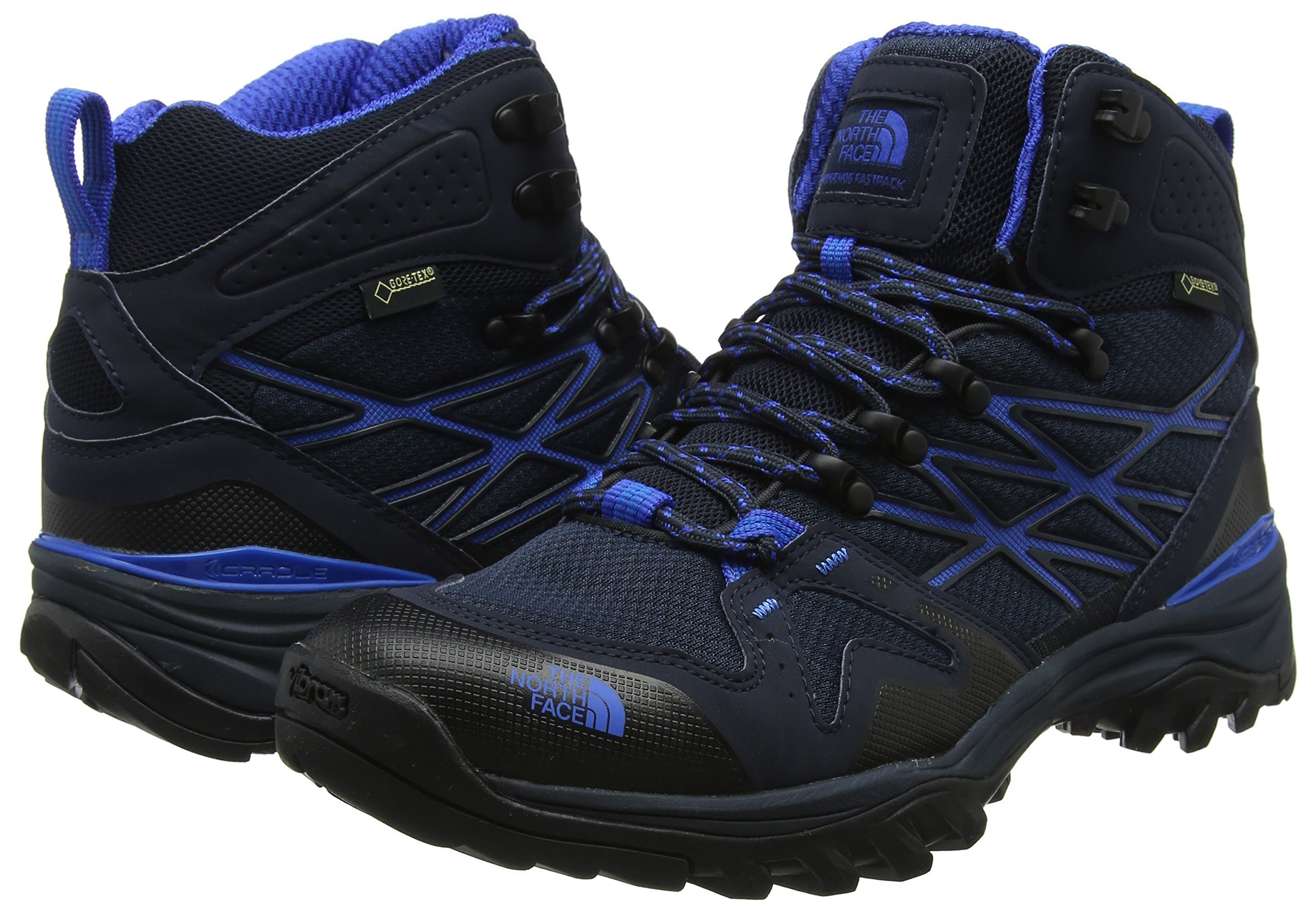 91sFuwWcyVL - THE NORTH FACE Men's Hedgehog Fastpack Mid Gtx High Rise Hiking Boots
