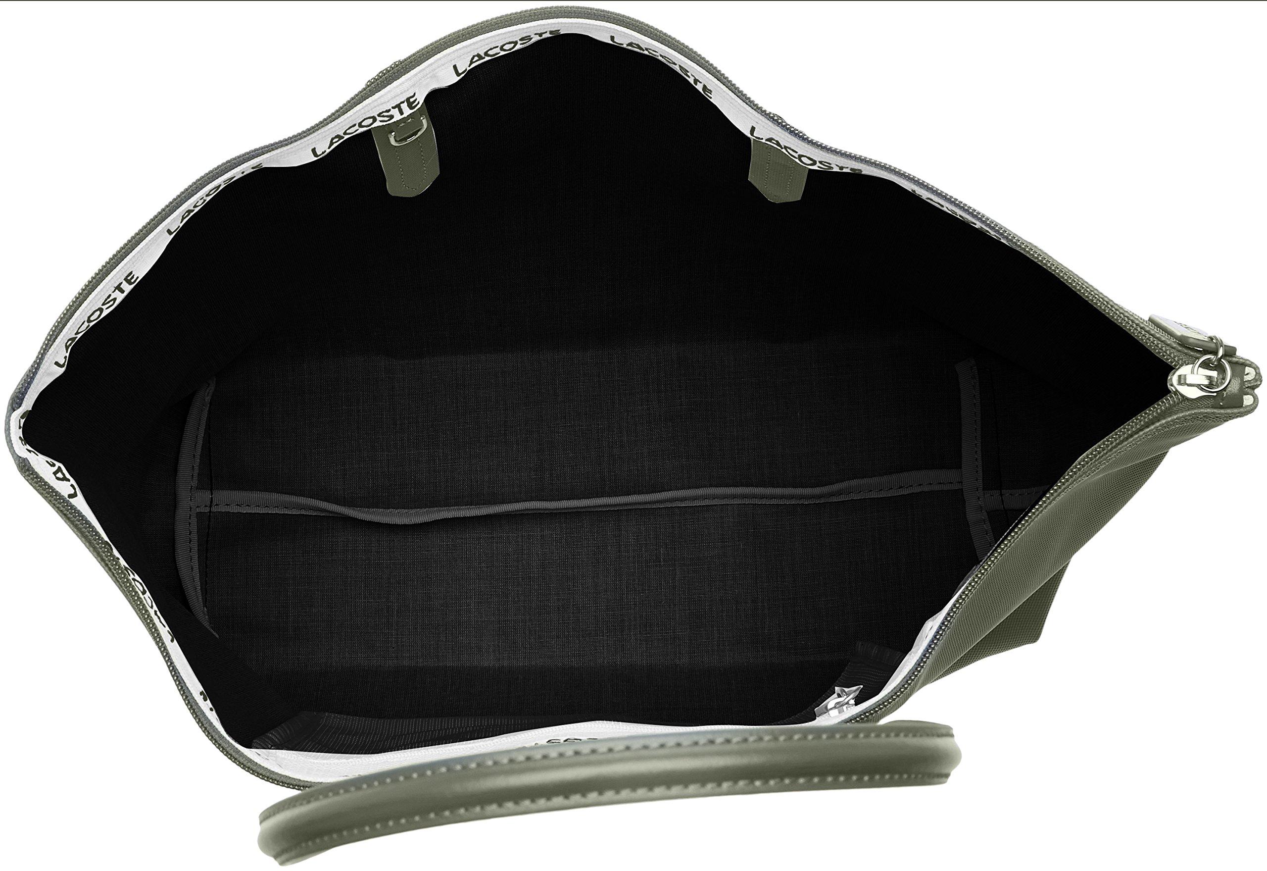 a1334775f5 Lacoste L1212 Concept, Sac Bandouliere Femme, 14x30x35 cm (W x H x L ...