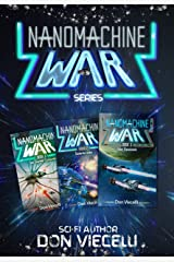 Nanomachine War Series, Books 1-3 Kindle Edition
